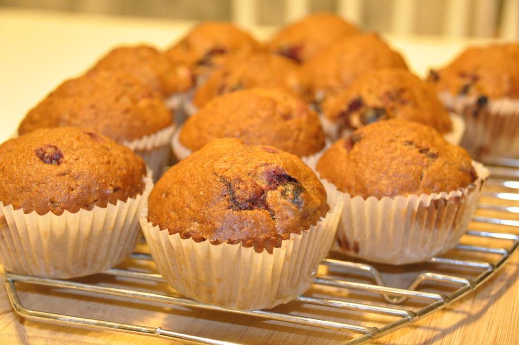 Seasonal Pumpkin Muffins